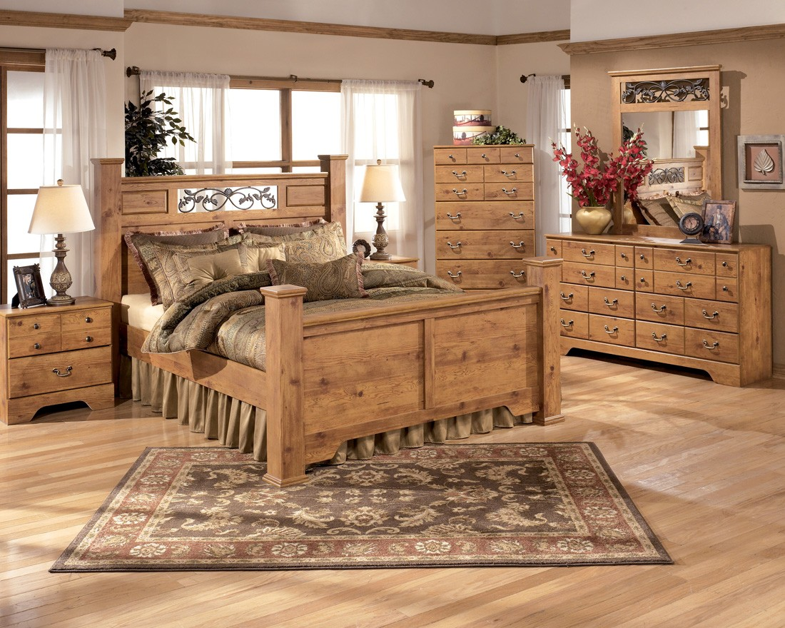 Ashley Furniture Bittersweet Bedroom Set 1100 x 880