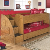 Ashley Stages B233-13L/68B/68T Loft bed w/ loft caster bed