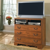 Ashley Timberline B258-39 Media chest