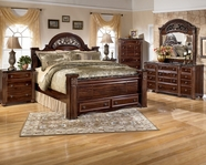 Ashley Gabriela B347 Bedroom Set