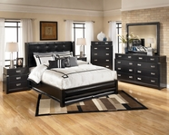 Ashley Diana B402-31/36/54/57 Queen Panel Bedroom Set