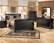 Ashley Naydeen B432-31/37/81/96 Queen Sleigh Bedroom Set