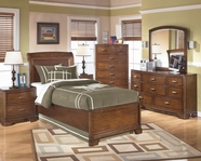 Ashley Alea B447-21/26/62/63/83 Twin Sleigh Bedroom Set