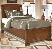 Ashley Alea B447-84/86/87 Full sleigh bed
