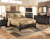 Ashley Kira B473-31/36/54/57/96 Queen Panel Bedroom Set