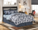 Ashley Kira B473-52/53/83 Twin panel bed
