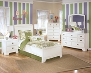 Ashley Alyn B475-21/26/62/63/83 Twin Bedroom Set