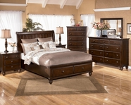 Ashley Camdyn B506-31/36/54/57/96 Queen Storage bedroom Set