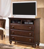Ashley Camdyn B506-39 Media chest