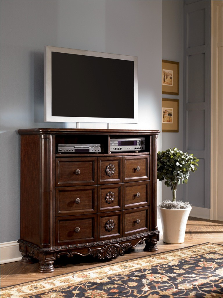 North Shore Ashley Bedroom Media Chest 768 x 1024