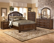 Ashley Collingswood B578-31/36/54/57/96 Queen Panel Bedroom Set