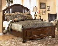 Ashley Collingswood B578-56/58/97 King panel bed