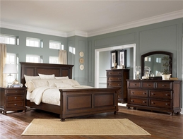 Ashley Porter B697-54-57-96-31-36 Porter Bedroom Collection