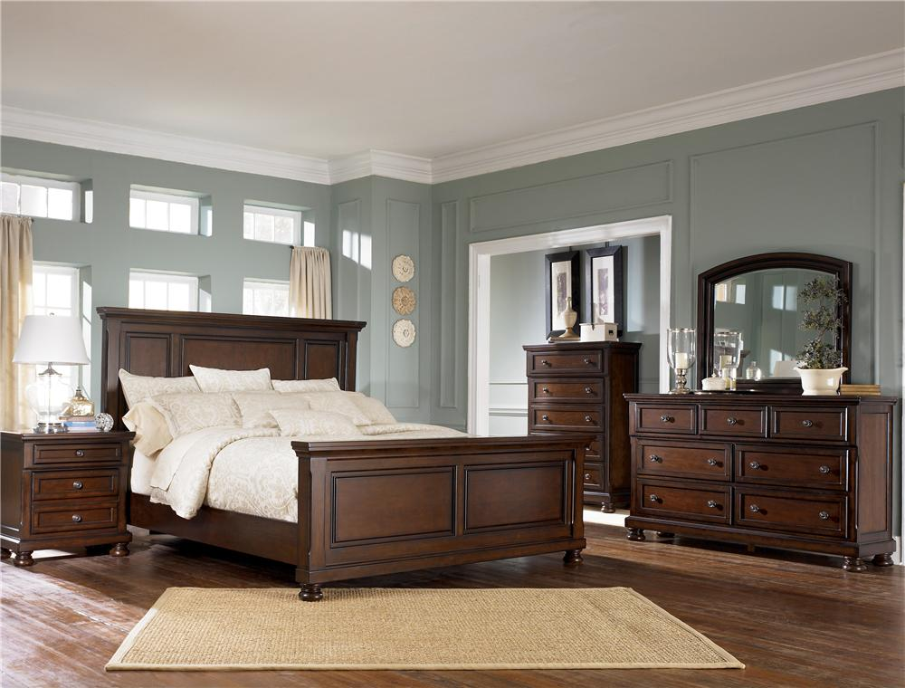 Ashley Furniture Porter Bedroom Set 1000 x 760