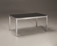 ASHLEY Baraga D410-25 Black rectangular dining table