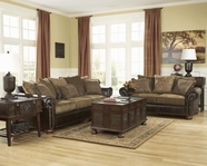 ASHLEY Briar Place - Antique 7860138-35 SOFA SET