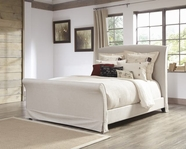 ASHLEY Burkesville B565-81/98 Queen upholstered bed
