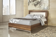 ASHLEY Candiac B703-56/58/B100-14 King panel bed