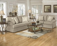 ASHLEY Candlewick - Linen 7820038-35 SOFA SET