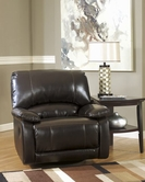 ASHLEY Capote DuraBlend 4450061 Swivel Glider Recliner