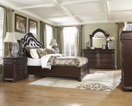 ASHLEY Caprivi B686-54S/57/96-31-36 Bedroom Set