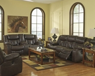 ASHLEY Carnell 1030087-1030096 Reclining Sofa Set With Power