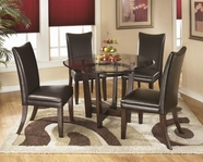 ASHLEY Charrell D357-15-01 Dining Table Set
