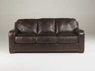 ASHLEY Crestwood-Walnut 4000138 Sofa