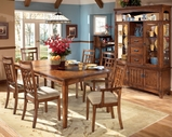 Ashley Cross Island D319-01(4)/35 -35 Table and (4) side chairs