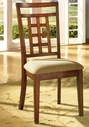 Ashley Cross Island D319-01 Upholstered side chair (RTA)