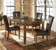 Ashley Lacey D328-01(4)/25 -25 Table and (4) chairs