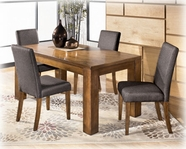 Ashley Haulani D391-25 Rectangular table