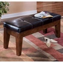 "Ashley Larchmont D442-00 46"" bench"