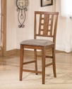"Ashley Tucker D458-124 24"" stool"