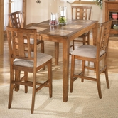 Ashley Tucker D458-32/124(4) -32 Table and (4) stools