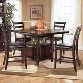 Ashley Ridgley D520-32/124(4) -32 Table and (4) stools