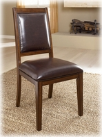 Ashley Holloway D696-01 Side chair (framed back) (RTA)