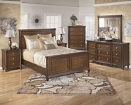 ASHLEY Daleena B656-54/57/96-31-36 Bedroom Set