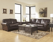 ASHLEY Deasil - Brown 9280038-35 SOFA SET