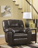 ASHLEY Dylan DuraBlend-Espresso 7060325 Rocker Recliner - Espresso