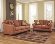 ASHLEY Gale - Russet 7780038-35 SOFA SET