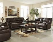ASHLEY Garthay 1150087-1150091 Reclining Sofa Set With Power