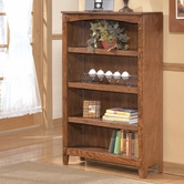 Ashley Cross Island H319-16 Medium Bookcase