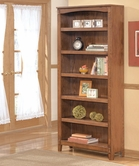 Ashley Cross Island H319-17 Large Bookcase