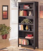 Ashley Carlyle H371-17 Large Bookcase