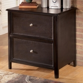 Ashley Carlyle H371-42 Lateral File Cabinet