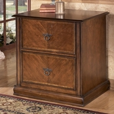 Ashley Hamlyn H527-42 Lateral File Cabinet