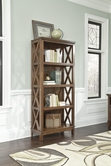 Ashley H565-17 Burkesville Large Bookcase