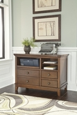 ASHLEY H565-40 Burkesville Home Office Cabinet