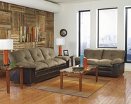 ASHLEY Hodgson-Caramel 4320038-4320035 Sofa Set